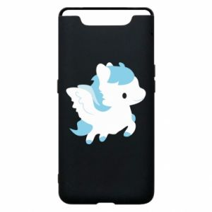 Phone case for Samsung A80 Little pegasus - PrintSalon