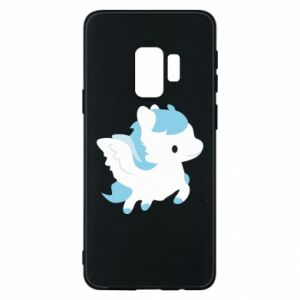 Phone case for Samsung S9 Little pegasus - PrintSalon