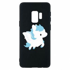 Etui na Samsung S9 Little pegasus