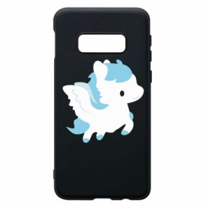 Phone case for Samsung S10e Little pegasus - PrintSalon