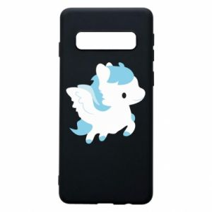 Phone case for Samsung S10 Little pegasus - PrintSalon
