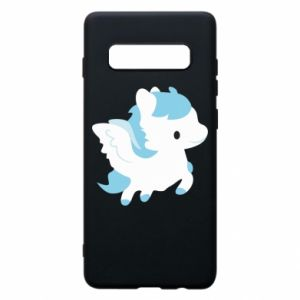 Phone case for Samsung S10+ Little pegasus - PrintSalon