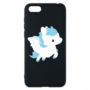 Phone case for Huawei Y5 2018 Little pegasus - PrintSalon