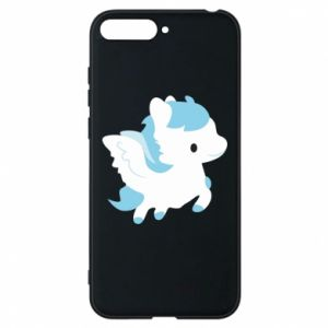 Phone case for Huawei Y6 2018 Little pegasus - PrintSalon