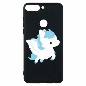 Phone case for Huawei Y7 Prime 2018 Little pegasus - PrintSalon