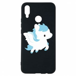 Phone case for Huawei P Smart Plus Little pegasus - PrintSalon