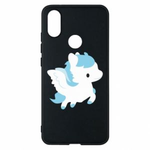 Phone case for Xiaomi Mi A2 Little pegasus - PrintSalon