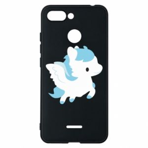 Phone case for Xiaomi Redmi 6 Little pegasus - PrintSalon