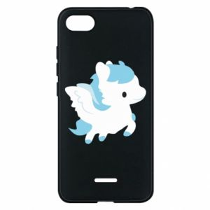 Phone case for Xiaomi Redmi 6A Little pegasus - PrintSalon