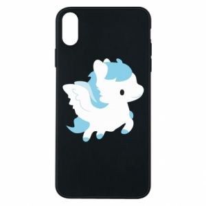Phone case for iPhone Xs Max Little pegasus - PrintSalon