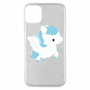 Phone case for iPhone 11 Pro Little pegasus - PrintSalon