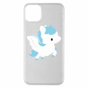 Phone case for iPhone 11 Pro Max Little pegasus - PrintSalon