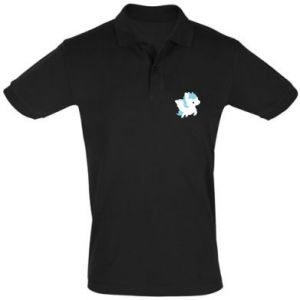 Men's Polo shirt Little pegasus - PrintSalon