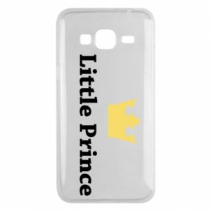 Samsung J3 2016 Case Little prince