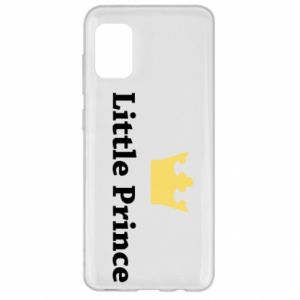 Samsung A31 Case Little prince