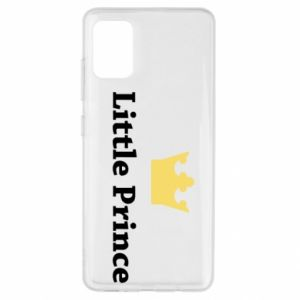 Samsung A51 Case Little prince