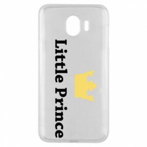 Samsung J4 Case Little prince