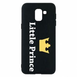 Samsung J6 Case Little prince