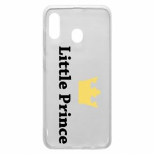 Samsung A20 Case Little prince
