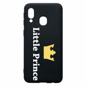 Samsung A40 Case Little prince