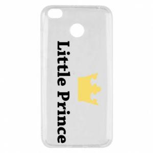 Xiaomi Redmi 4X Case Little prince