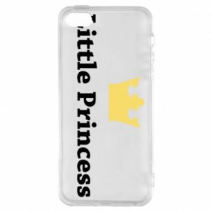 iPhone 5/5S/SE Case Little princess