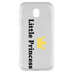 Samsung J3 2017 Case Little princess