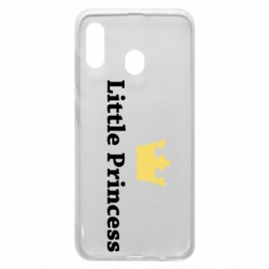 Samsung A30 Case Little princess