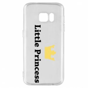 Samsung S7 Case Little princess