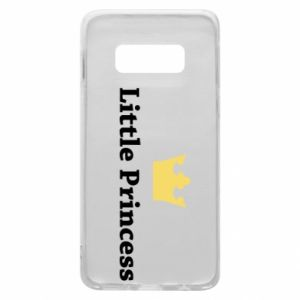 Samsung S10e Case Little princess