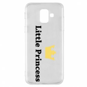 Samsung A6 2018 Case Little princess