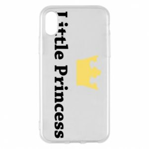 iPhone X/Xs Case Little princess