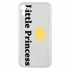 iPhone XR Case Little princess