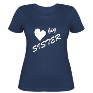 Women's t-shirt Little sister