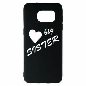 Etui na Samsung S7 EDGE Little sister
