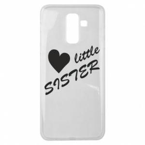 Etui na Samsung J8 2018 Little sister
