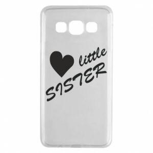 Etui na Samsung A3 2015 Little sister