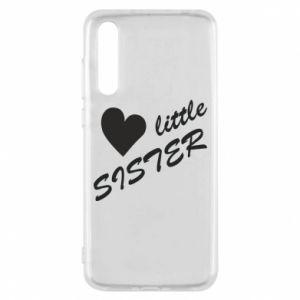 Etui na Huawei P20 Pro Little sister