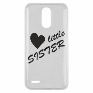Etui na Lg K10 2017 Little sister