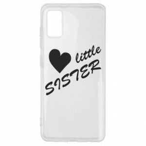 Etui na Samsung A41 Little sister