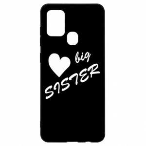 Etui na Samsung A21s Little sister
