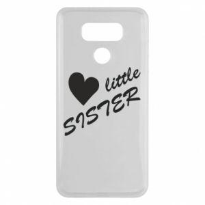 Etui na LG G6 Little sister