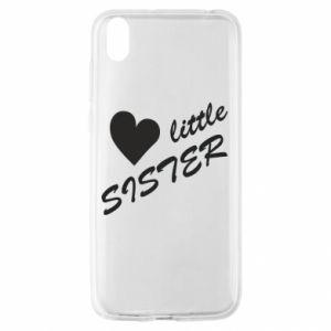 Etui na Huawei Y5 2019 Little sister