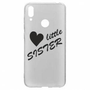 Etui na Huawei Y7 2019 Little sister