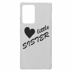 Etui na Samsung Note 20 Ultra Little sister
