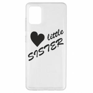Etui na Samsung A51 Little sister