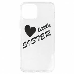 Etui na iPhone 12/12 Pro Little sister
