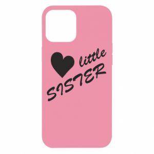 Etui na iPhone 12 Pro Max Little sister