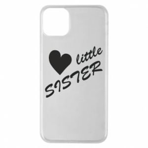 Etui na iPhone 11 Pro Max Little sister