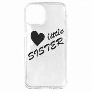 Etui na iPhone 12 Mini Little sister